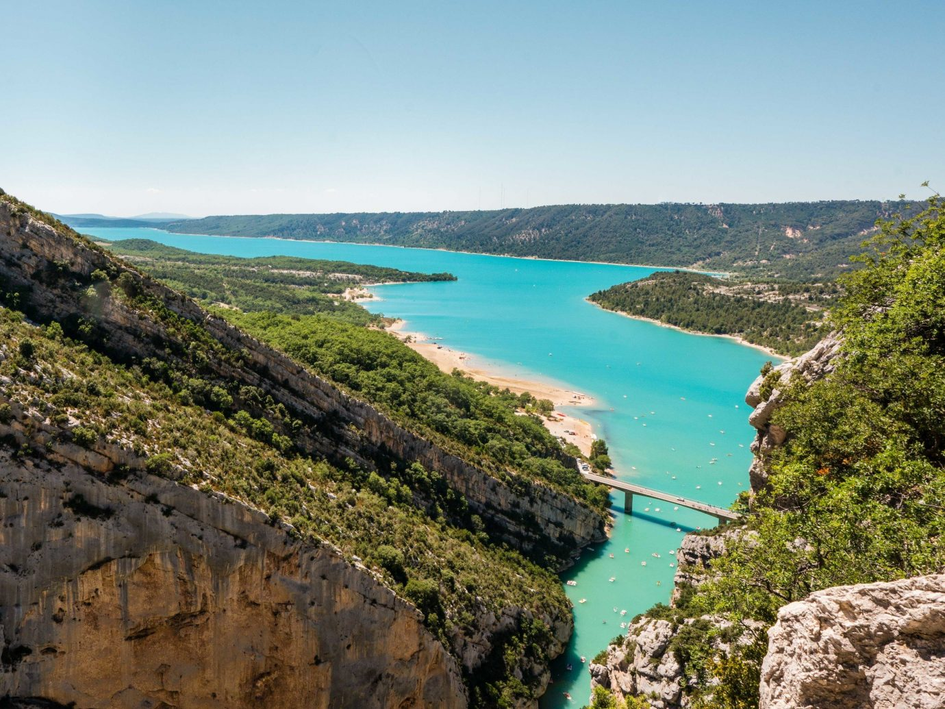 europe Outdoors + Adventure Trip Ideas nature reserve water reservoir sky River Coast Lake escarpment bay mountain national park tree water resources landscape rock tourism hill
