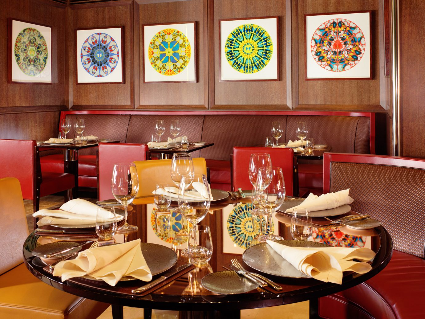 Mayfair, London - Cut at 45 Park Lane Dining Room