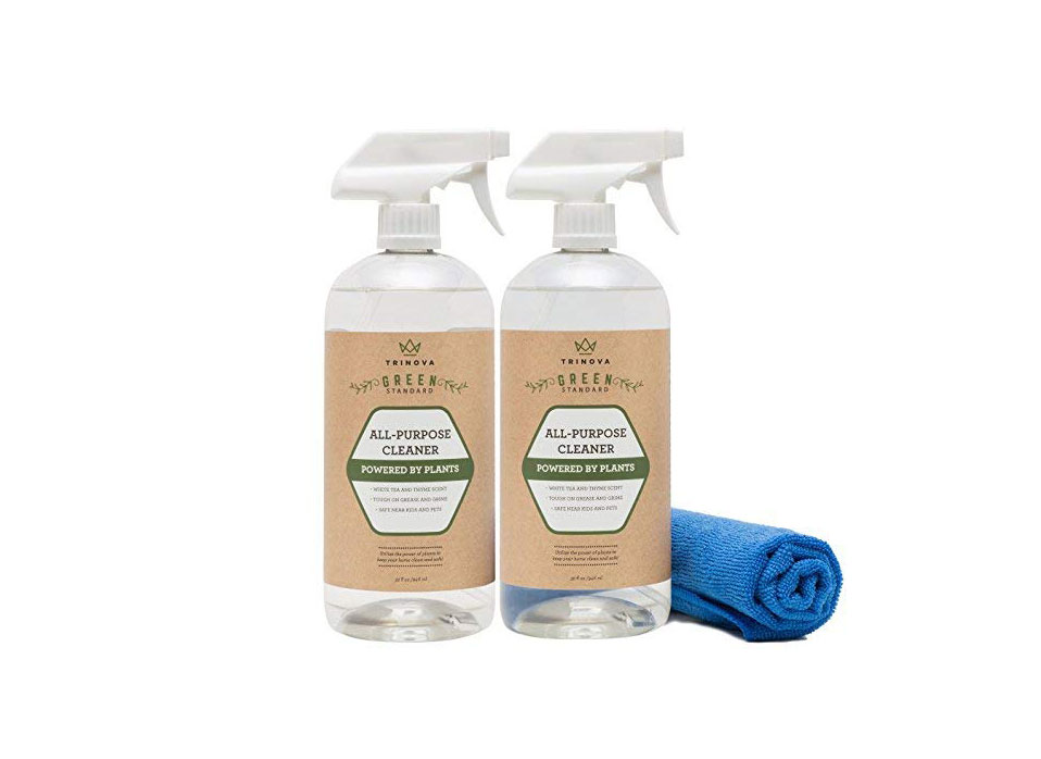 Natural Organic All-Purpose Cleaning Spray