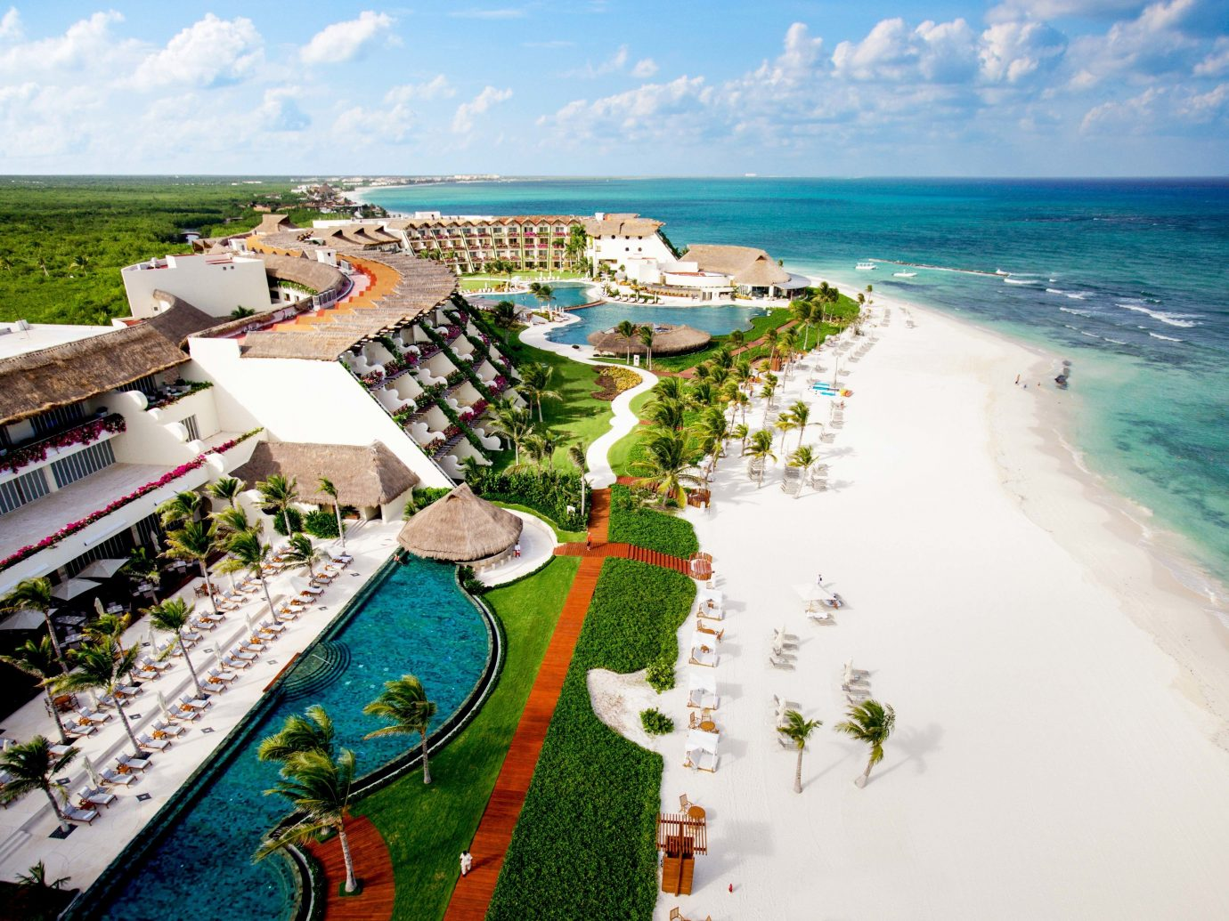 All-inclusive All-Inclusive Resorts Mexico Riviera Maya, Mexico Resort tourism leisure vacation real estate resort town caribbean Beach Coast