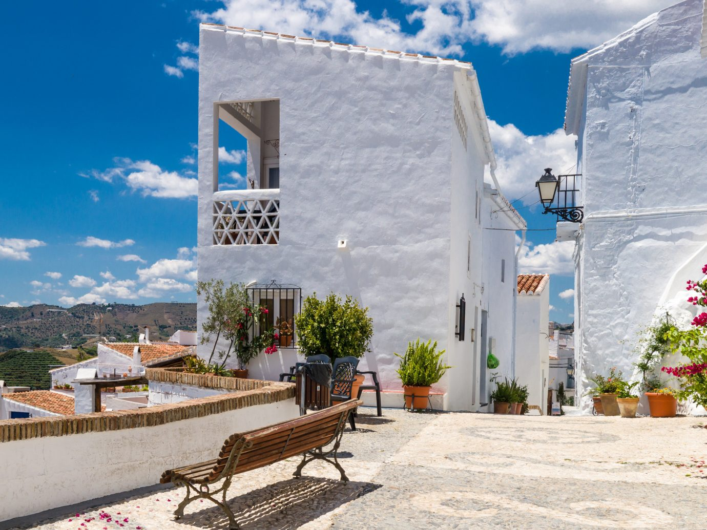 europe Spain Trip Ideas property sky home real estate house facade apartment estate Villa cottage vacation tourism building condominium elevation roof