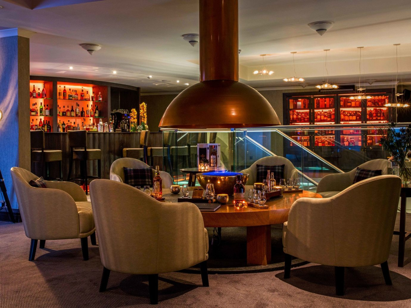 Edinburgh Hotels Jetsetter Guides Scotland Travel Tips Trip Ideas indoor floor ceiling room wall chair Living interior design restaurant Lobby table furniture area