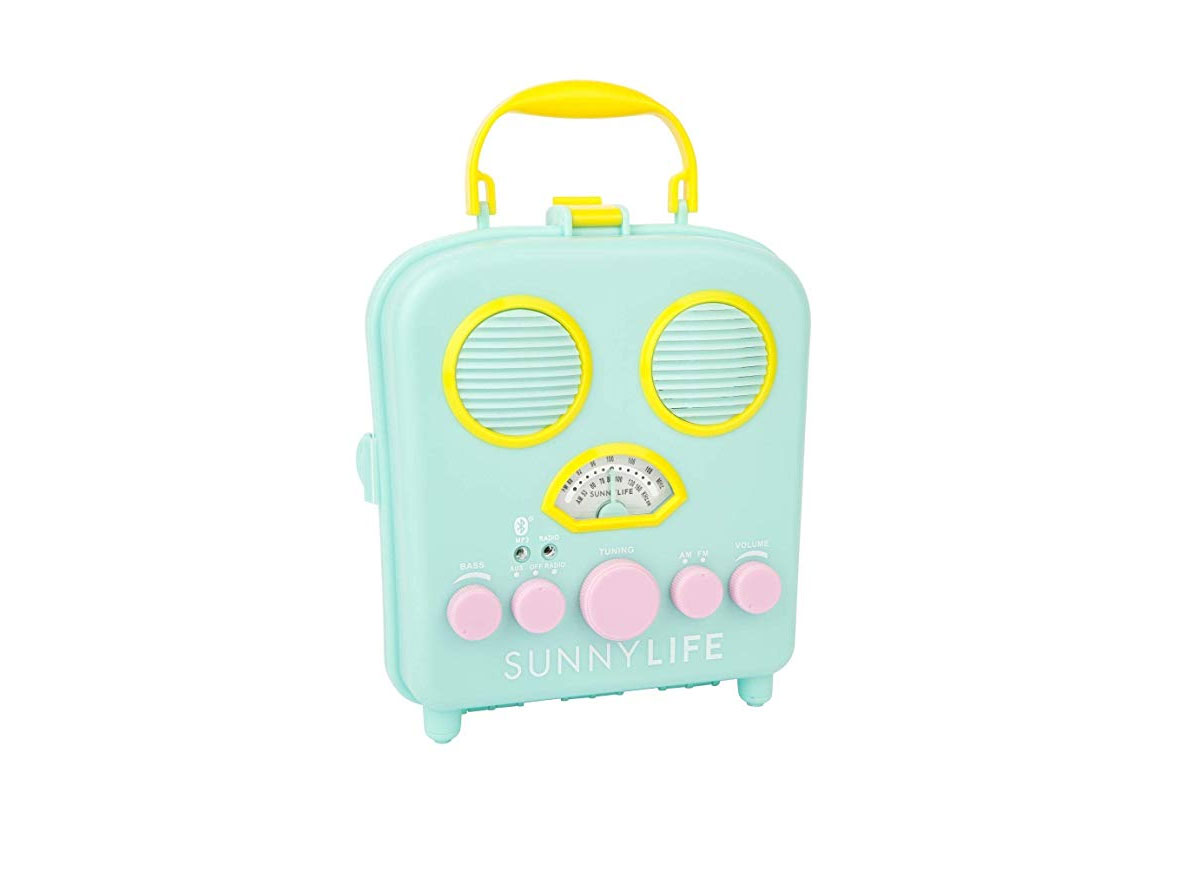 Sunnylife Portable Beach MP3 Speaker