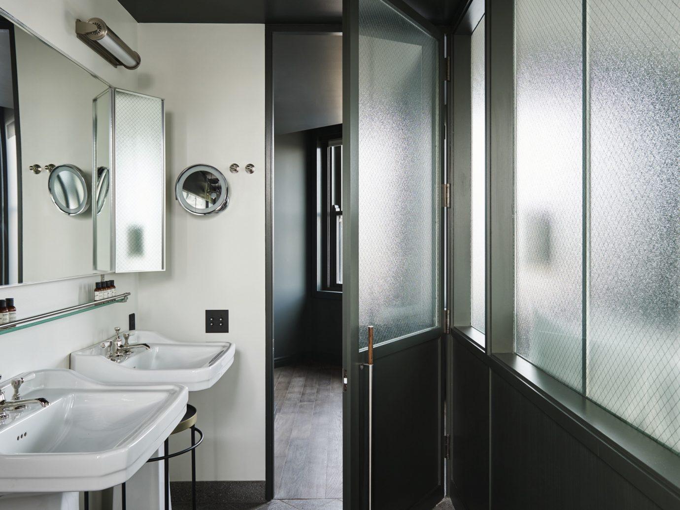 Boutique Hotels Chicago Hotels bathroom wall indoor sink mirror room property toilet interior design plumbing fixture public