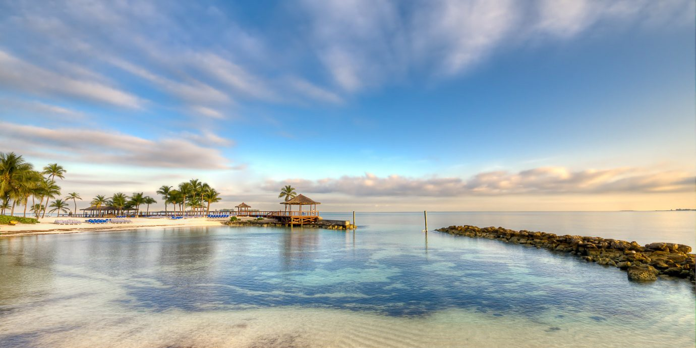 Bahamas caribbean Travel Tips Trip Ideas sky water outdoor shore Nature cloud Sea reflection horizon body of water geographical feature Coast Beach dawn Ocean morning sunrise River dusk Sunset evening vacation landscape bay wave sunlight Lake sand meteorological phenomenon reservoir day