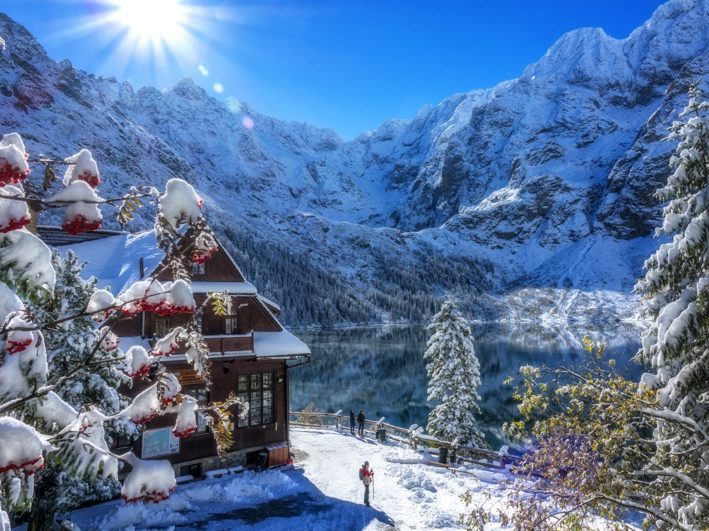 Croatia Eastern Europe europe Montenegro Slovenia Trip Ideas snow outdoor mountainous landforms mountain range mountain Winter weather geological phenomenon season Nature piste alps Resort valley fir surrounded