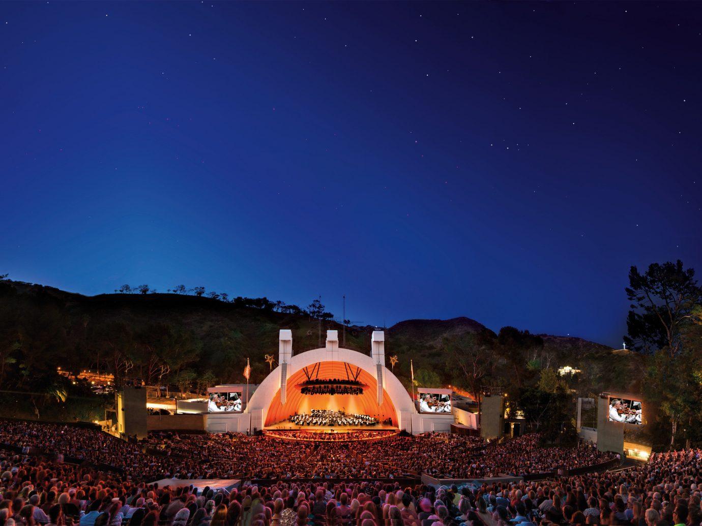Los Angeles Philharmonic at Hollywood Bowl