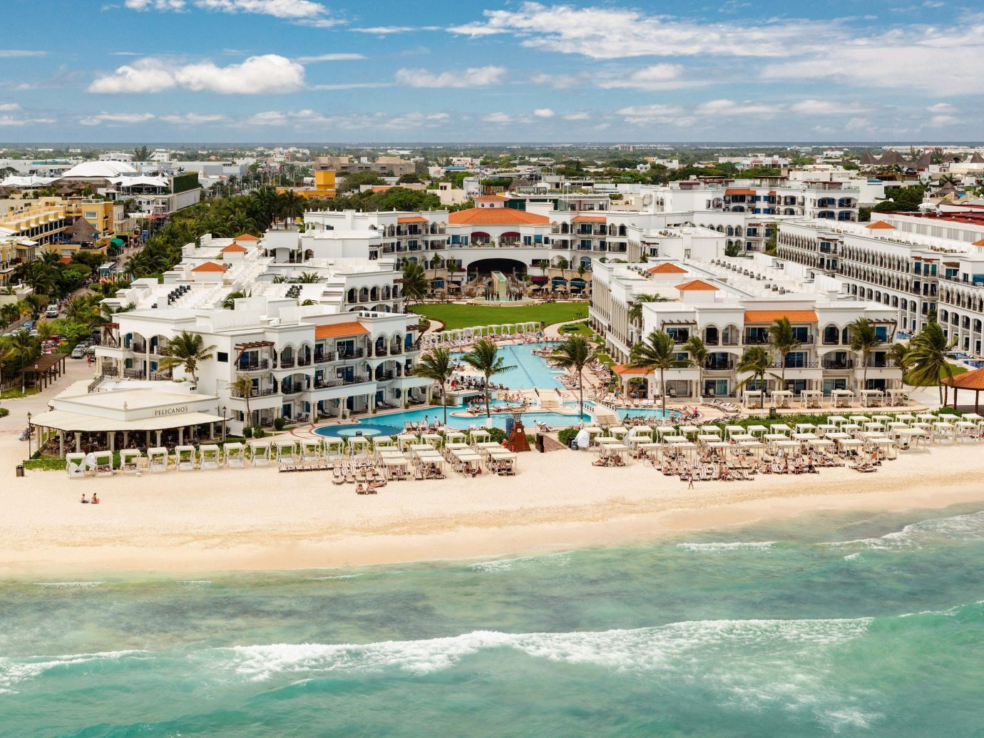 All-inclusive All-Inclusive Resorts Mexico Riviera Maya, Mexico Resort real estate tourism Coast caribbean vacation Beach bay coastal and oceanic landforms resort town estate hotel leisure