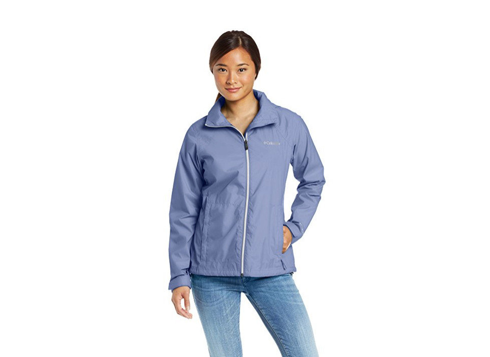 Packing Tips Solo Travel Travel Shop Travel Tips person standing sleeve jacket posing outerwear shoulder electric blue neck hood polar fleece professional work-clothing