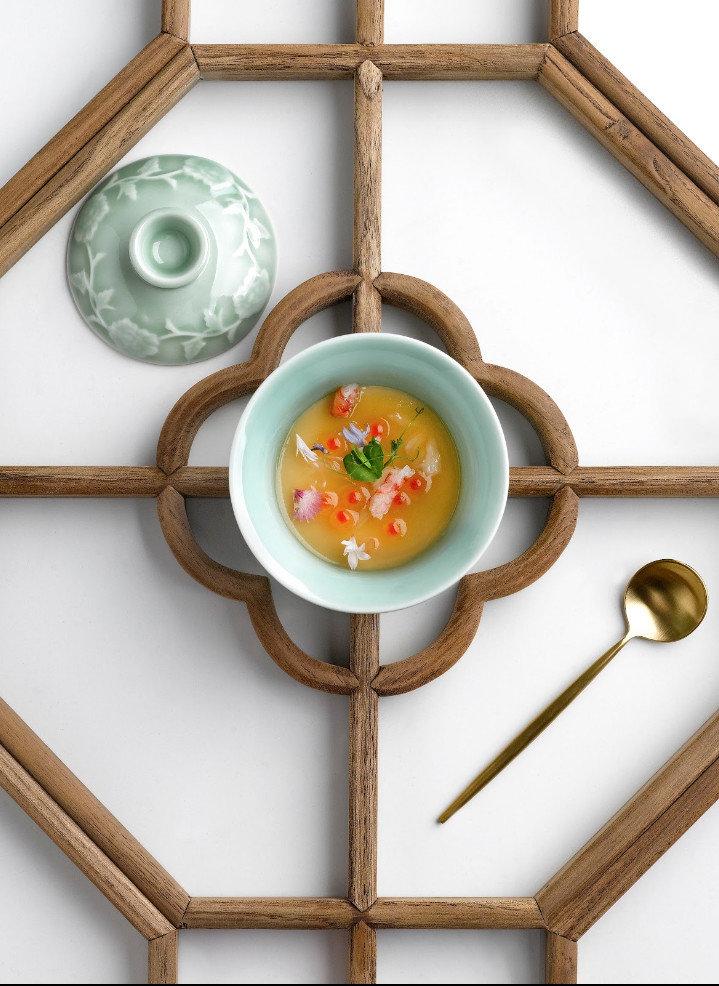 Arts + Culture Singapore Southeast Asia Trip Ideas wall indoor tableware dish cutlery chopsticks window