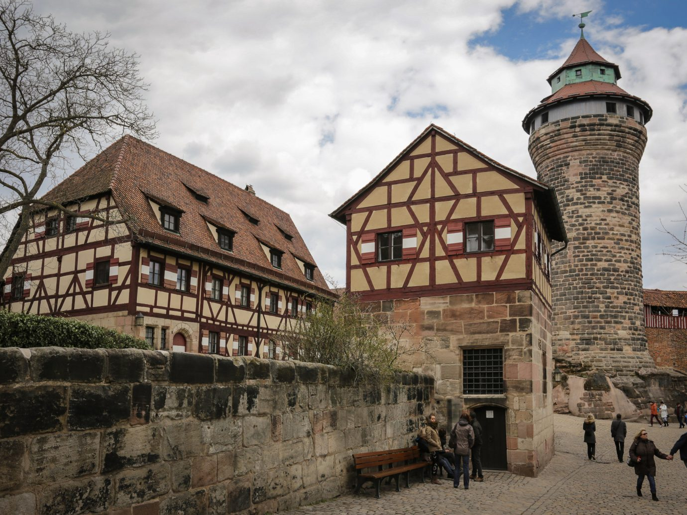 Berlin europe Germany Hamburg Munich Trip Ideas building Town medieval architecture château castle wall sky history fortification historic site tourist attraction tree middle ages facade roof estate City