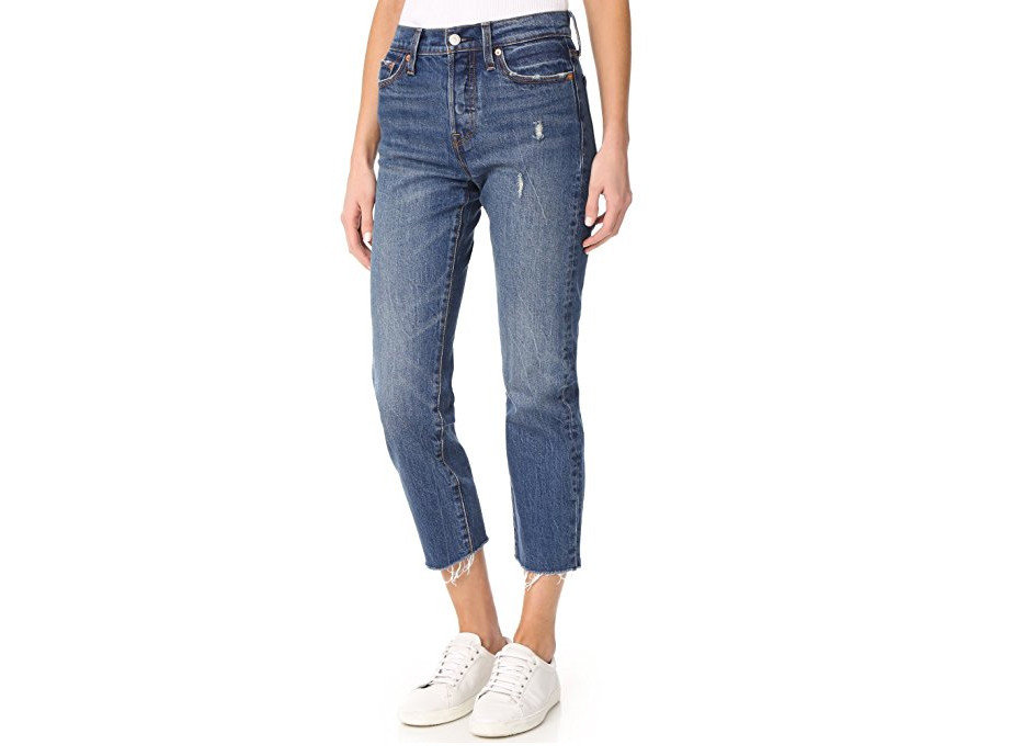 Style + Design Travel Shop clothing person jeans denim trouser posing waist pocket trousers joint shoe electric blue active pants beautiful