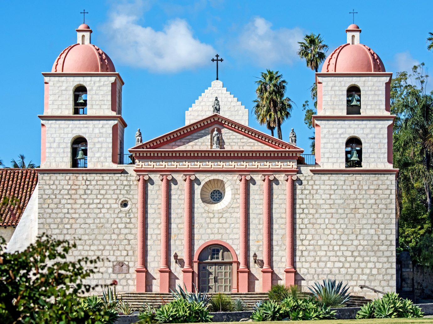 Old Mission Santa Barbara, Santa Barbara, California