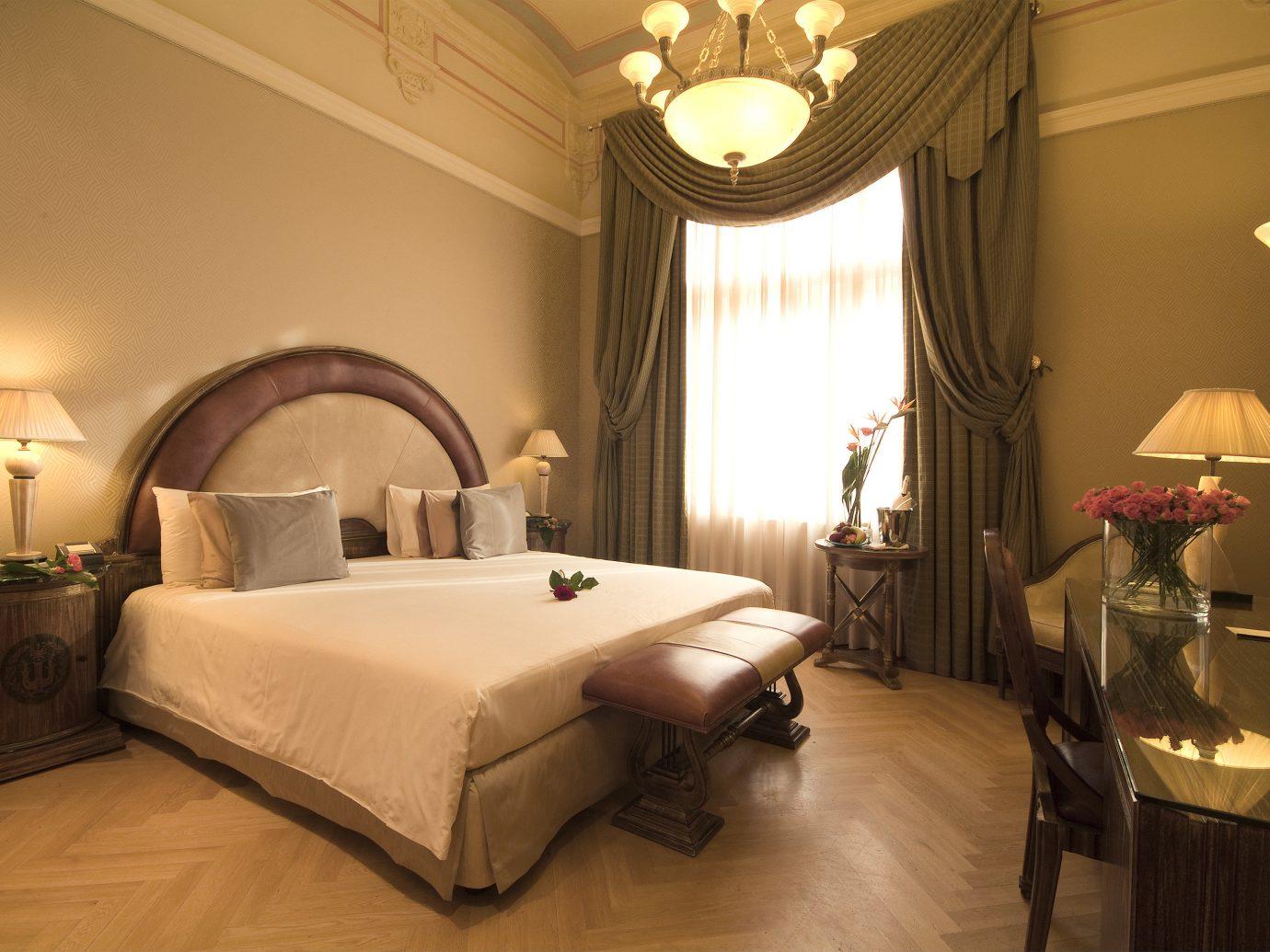 europe Hotels Prague indoor wall floor bed room property Bedroom Suite estate interior design hotel cottage living room real estate