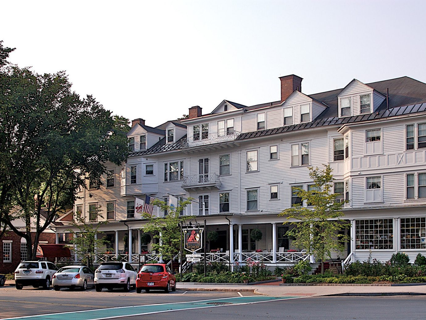 bed and breakfast berkshires ma