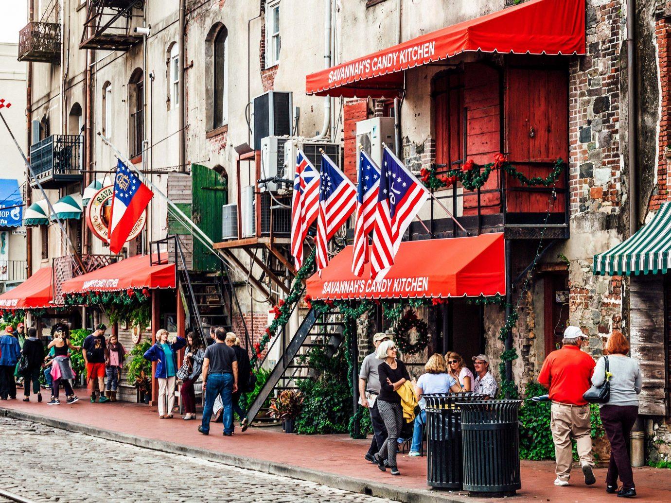 Girls Getaways Trip Ideas Weekend Getaways Town street urban area public space City neighbourhood marketplace Downtown market road pedestrian facade recreation