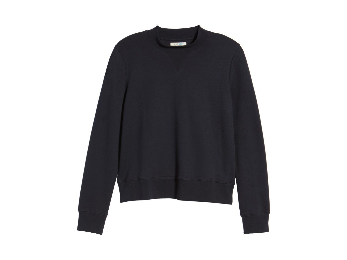 best sweatshirts, Madewell Offline Mock Neck Top