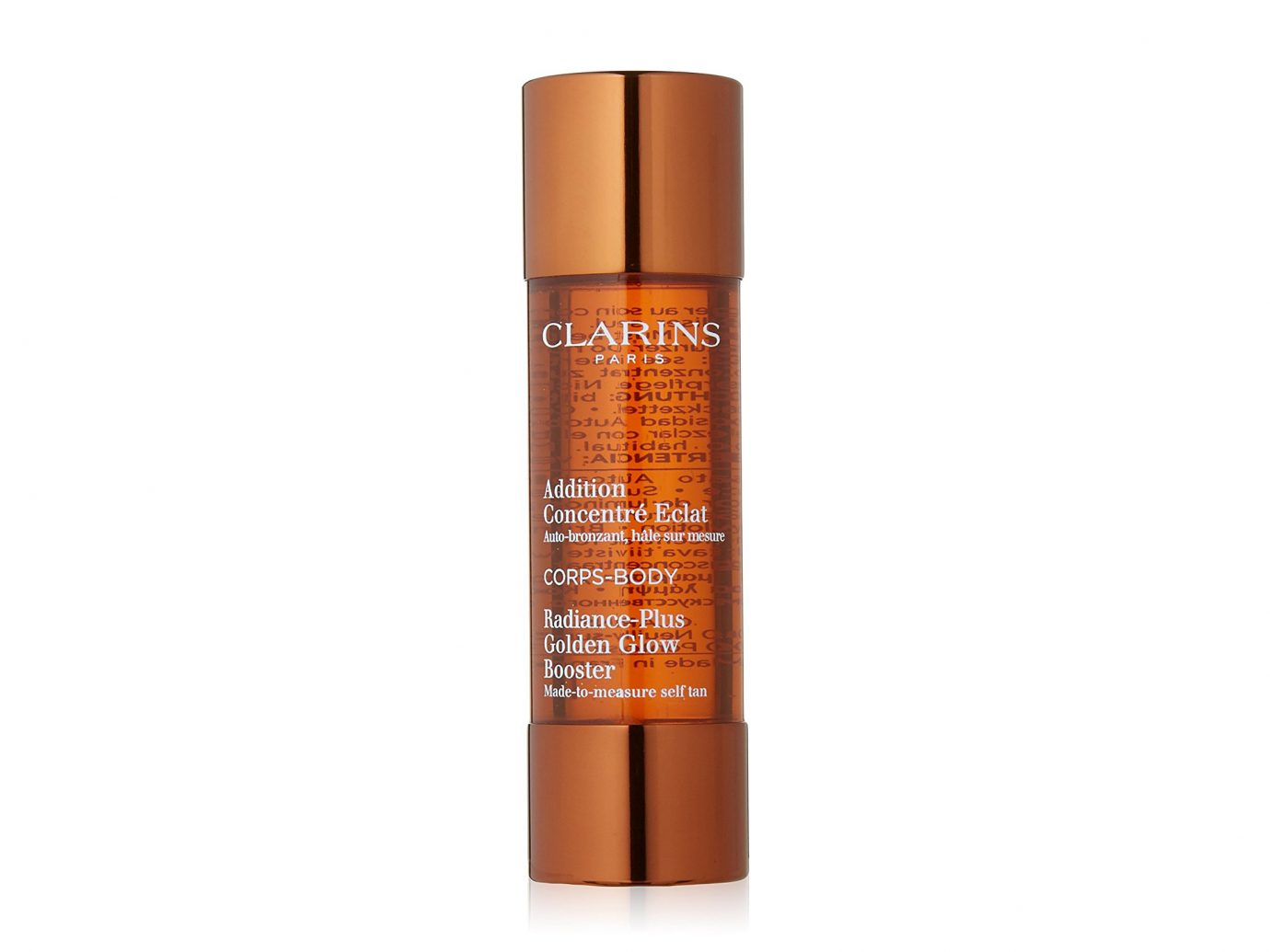 Summer Glow product Clarins Radiance-Plus Golden Glow Booster