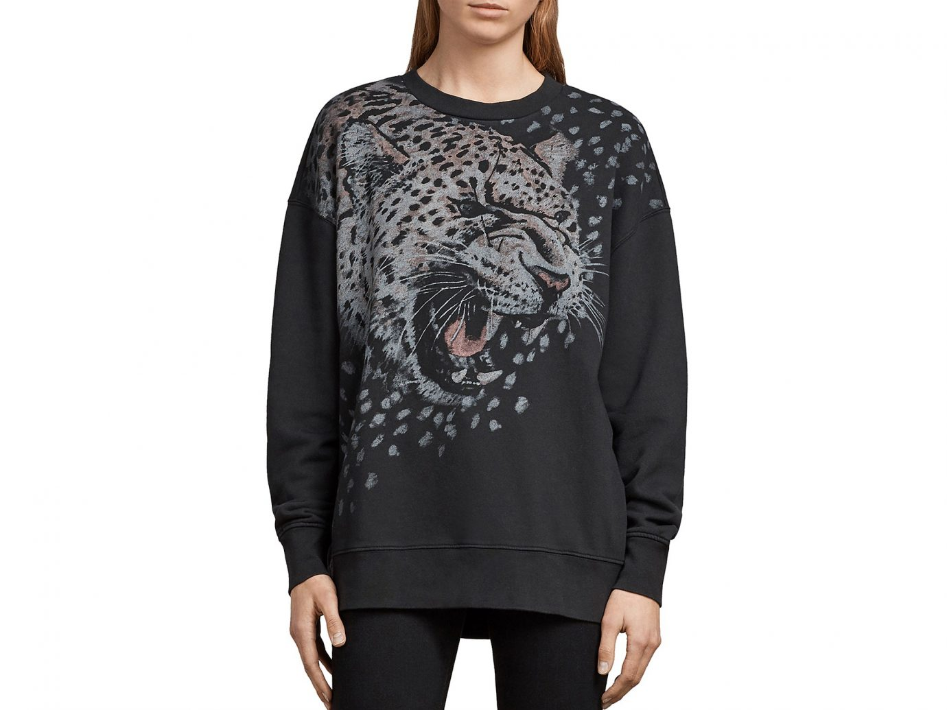 best sweatshirts, ALLSAINTS Sabre joy Sweatshirt