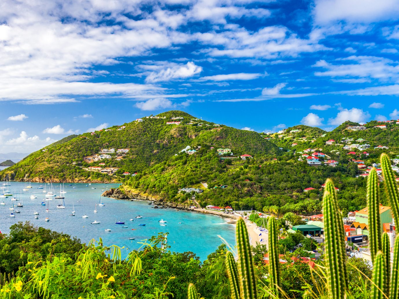 Where to go in July, St.Barths