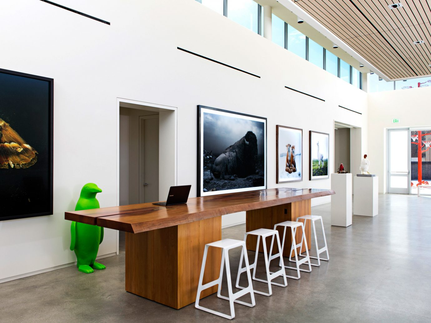 Hip Living Lounge Luxury Modern Trip Ideas floor indoor room ceiling interior design Design real estate office area furniture