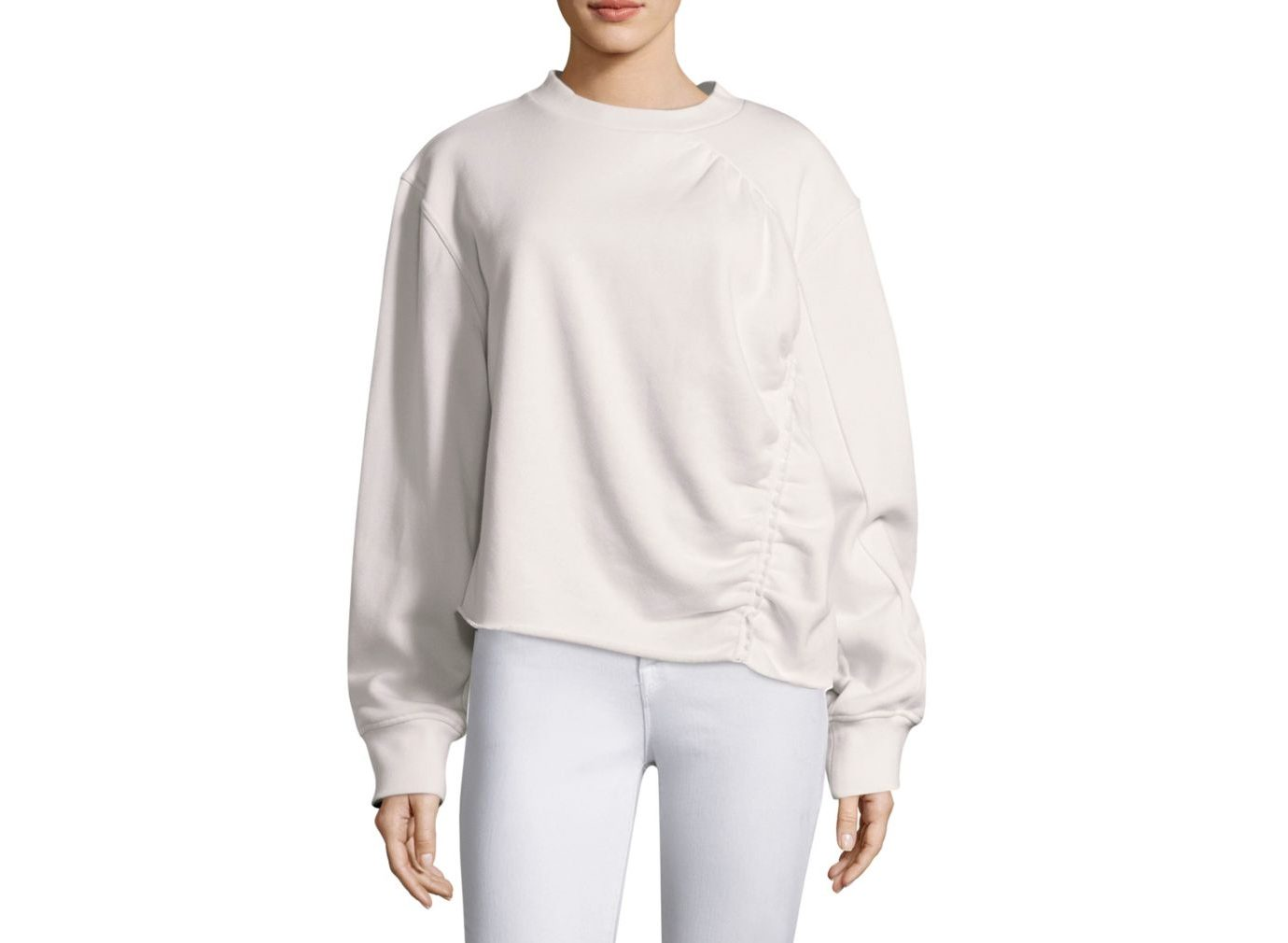best sweatshirts, Public School Ashlei French Terry sweatshirt