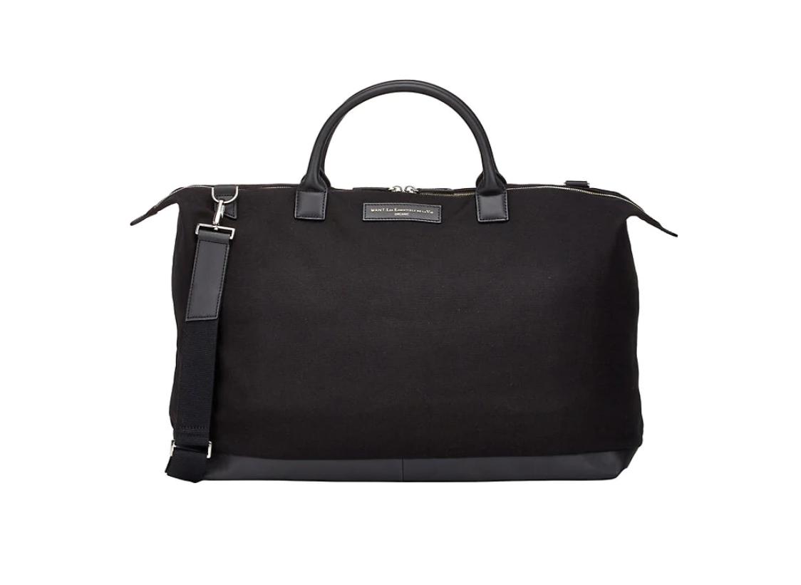 Best Weekend Bags Want Les Essentiels Hartsfield Weekender Bag