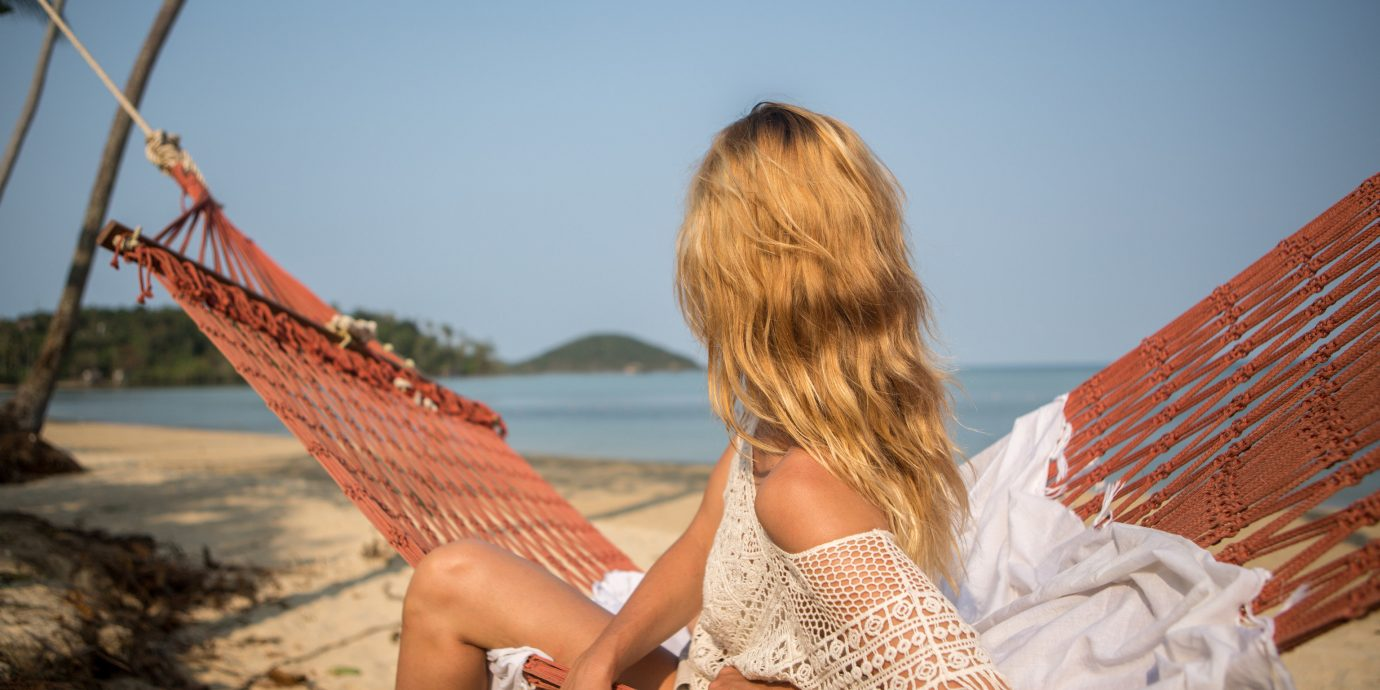 Style + Design Travel Shop vacation girl Beauty sky summer fun sun tanning Beach sunlight Sea sand swimwear leisure tourism