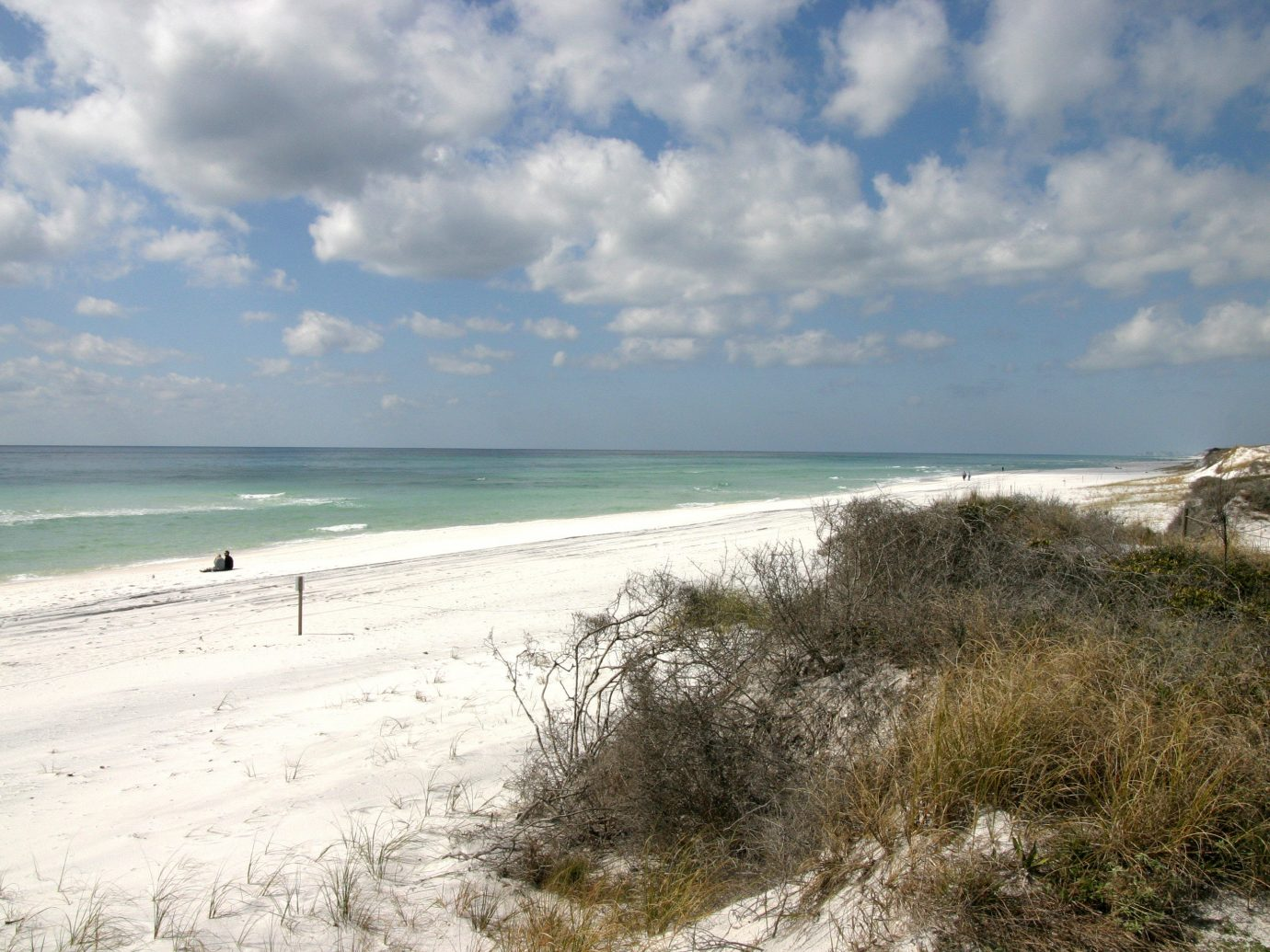 Grayton Beach in FLorida
