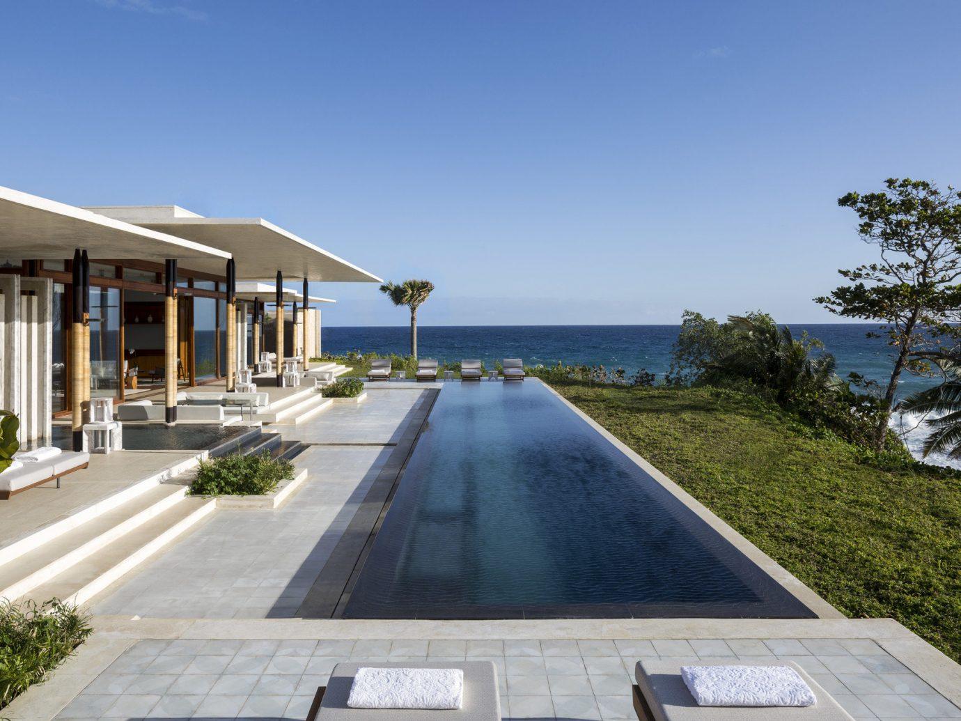 Pool at Amanera, Dominican Republic, Caribbean