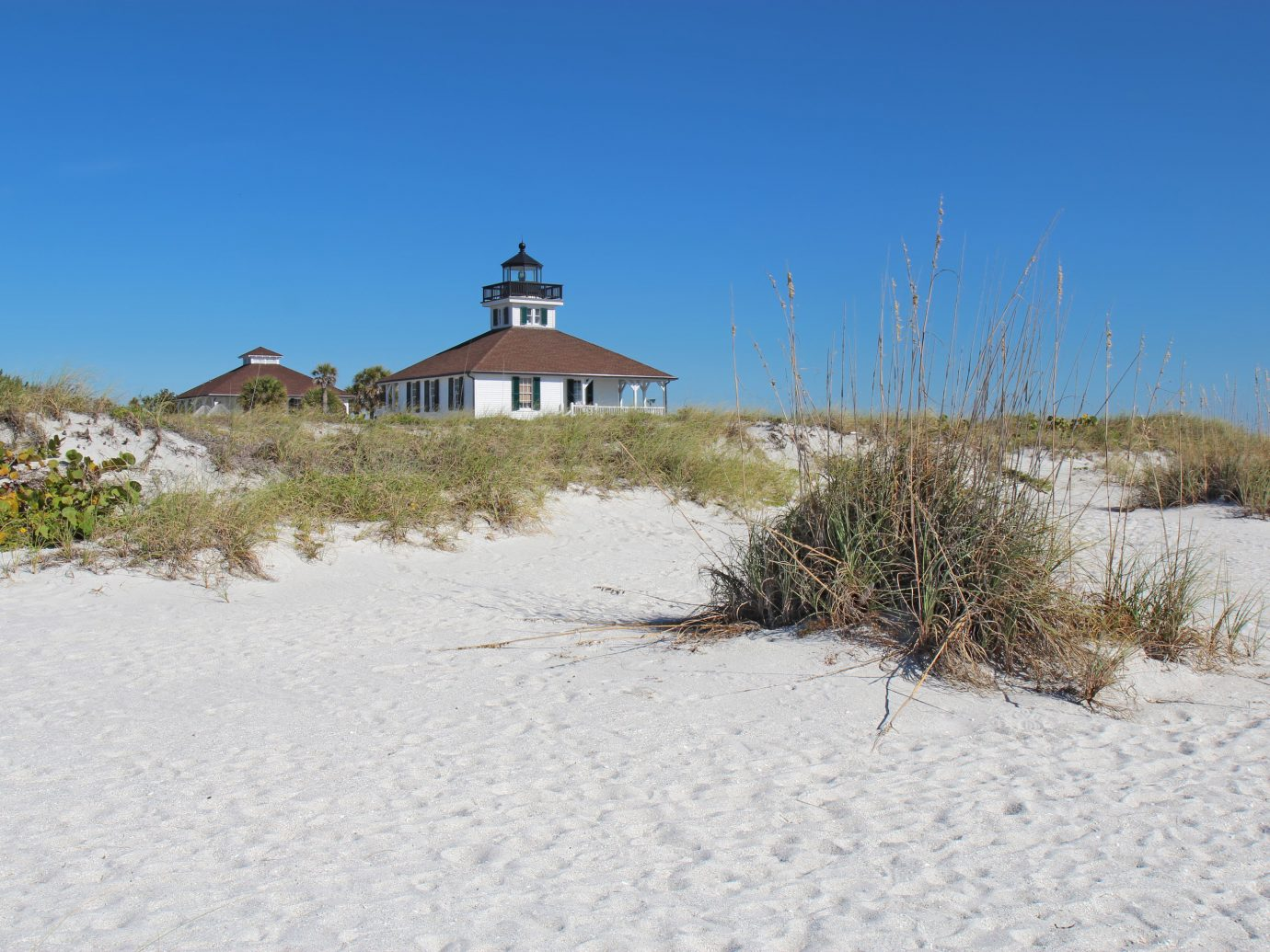 Gasparilla Island in Florida