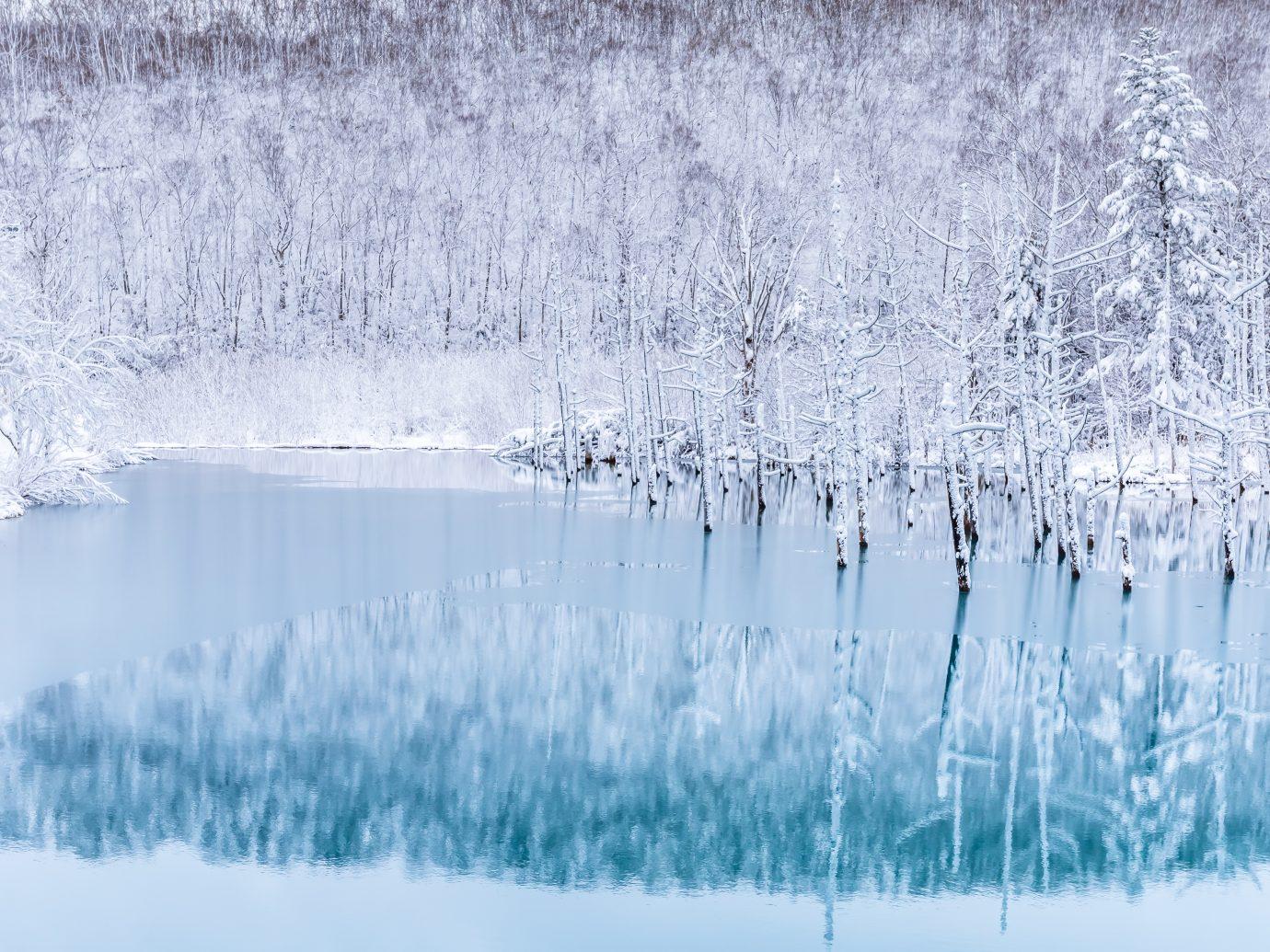 Biei in Hokkaido,Japan.