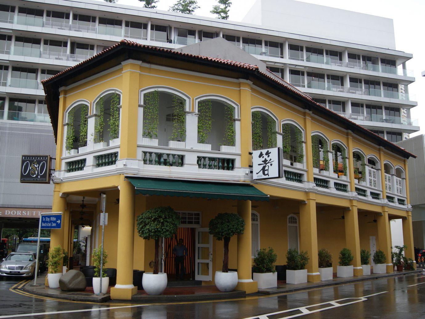 Bukit Pasoh Road in Singapore