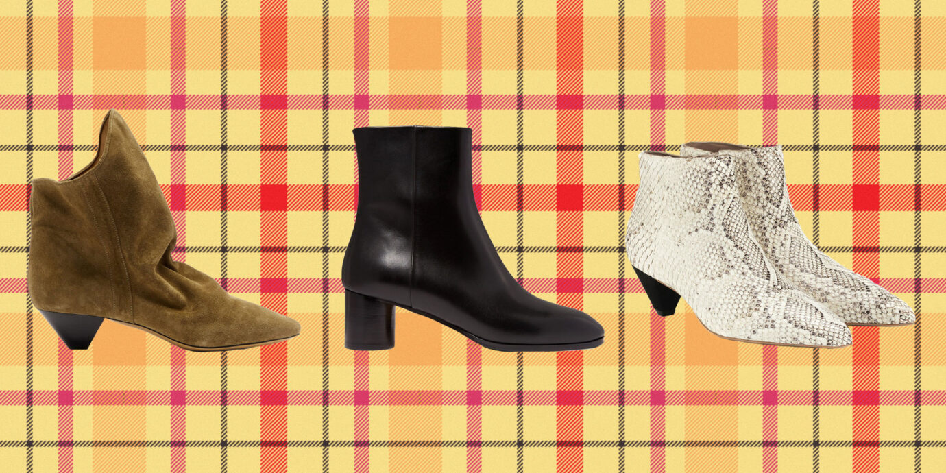 best booties for fall