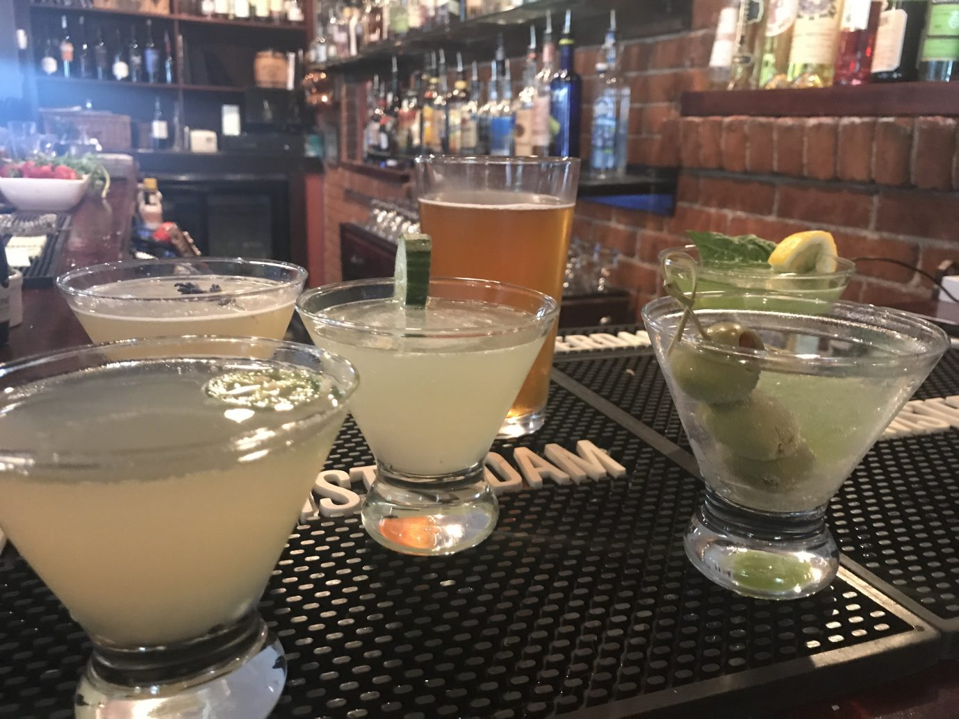 315 Martini and Tapas