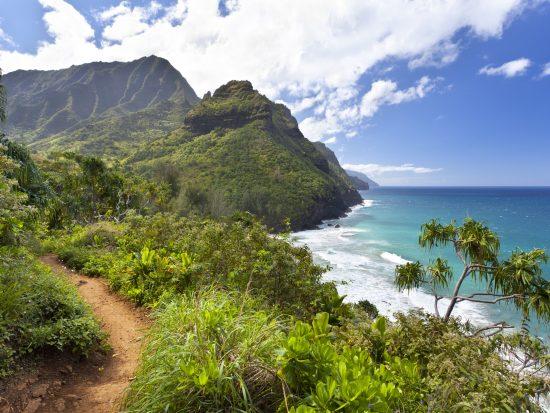 Kalula Trail in Kauai