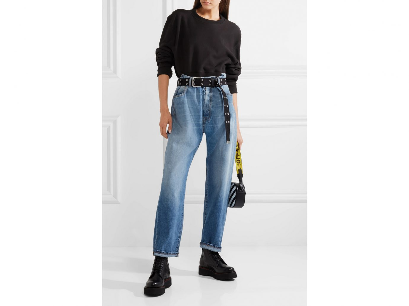 Unravel Project Oversized Jeans