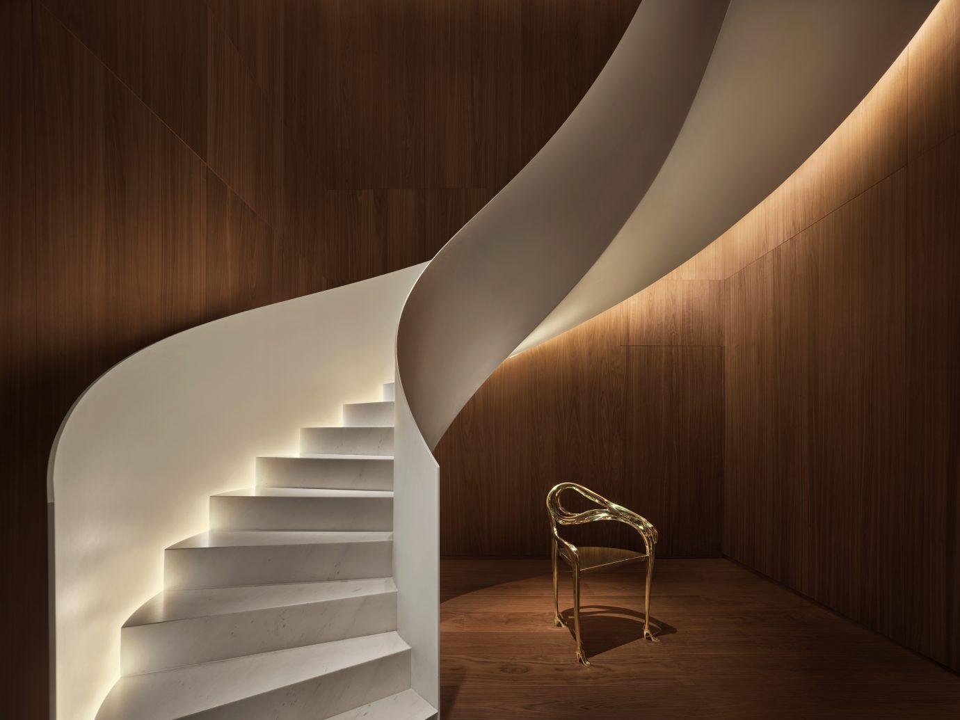 Barcelona EDITION staircase