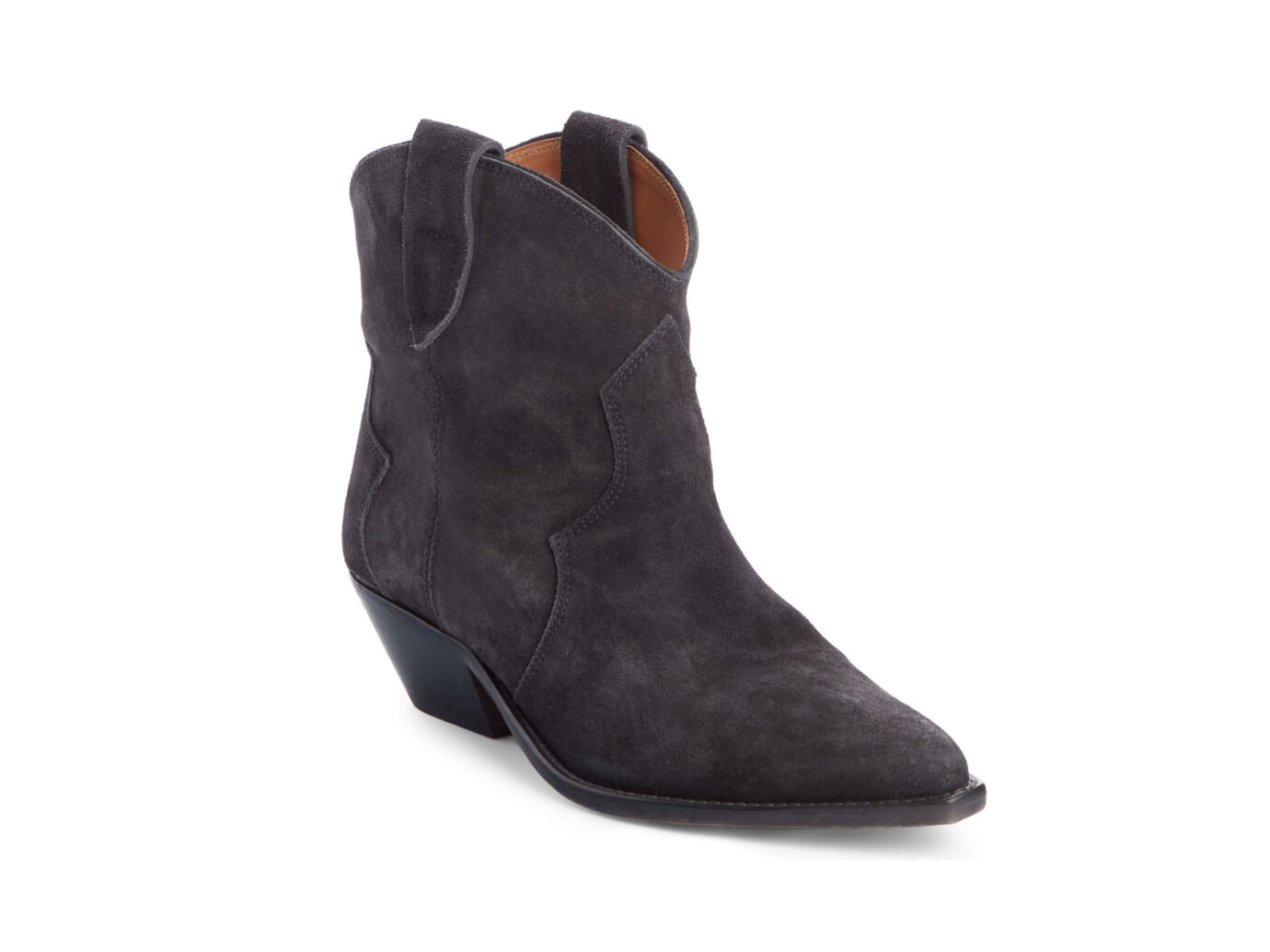 Isabel Marant Dewina Western Boot in Taupe