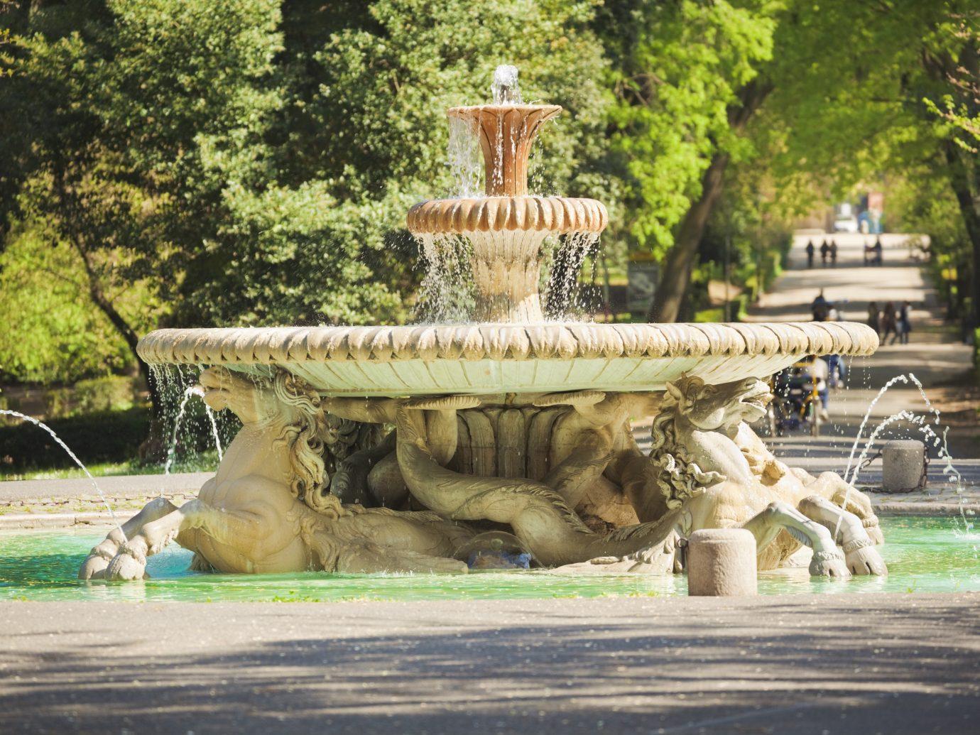 Villa Borghese, Galleria Borghese. Rome, Italy