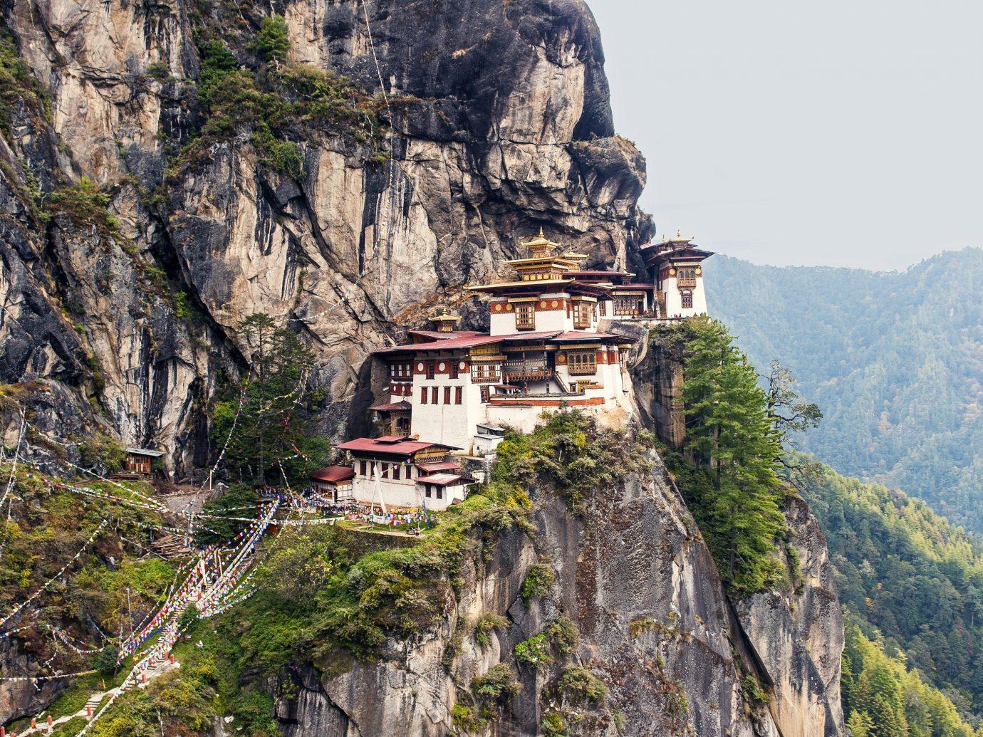 Bhutan temple