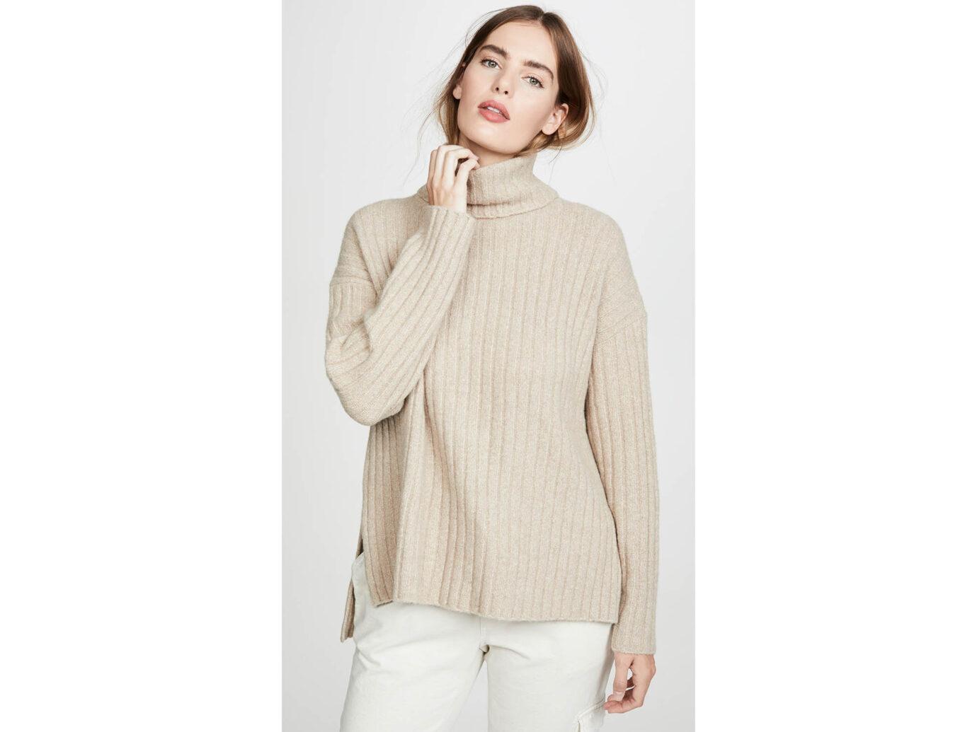 Nili Lotan Nashira Cashmere Sweater
