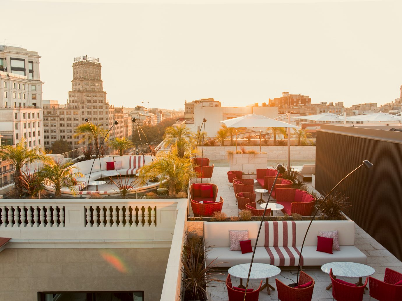 Azimuth, Pool and Rooftop Bar, Almanac Hotel, Barcelona