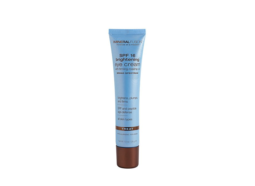 Mineral Fusion SPF 16 Brightening Eye Cream