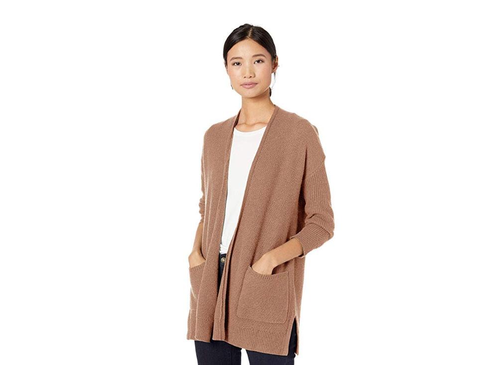 Goodthreads Women's Honeycomb Cocoon Sweater