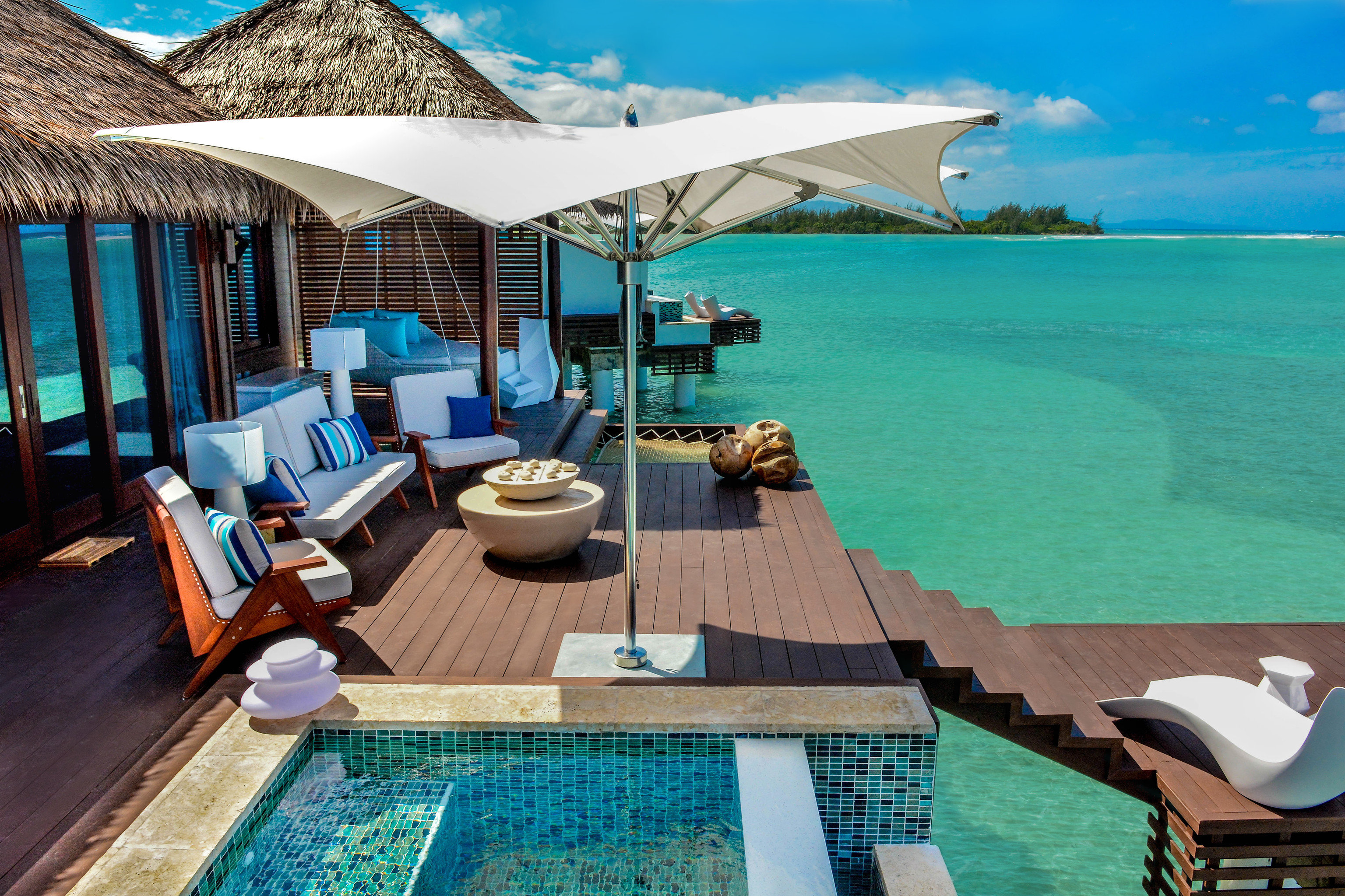 7 Gorgeous Overwater Bungalow Resorts
