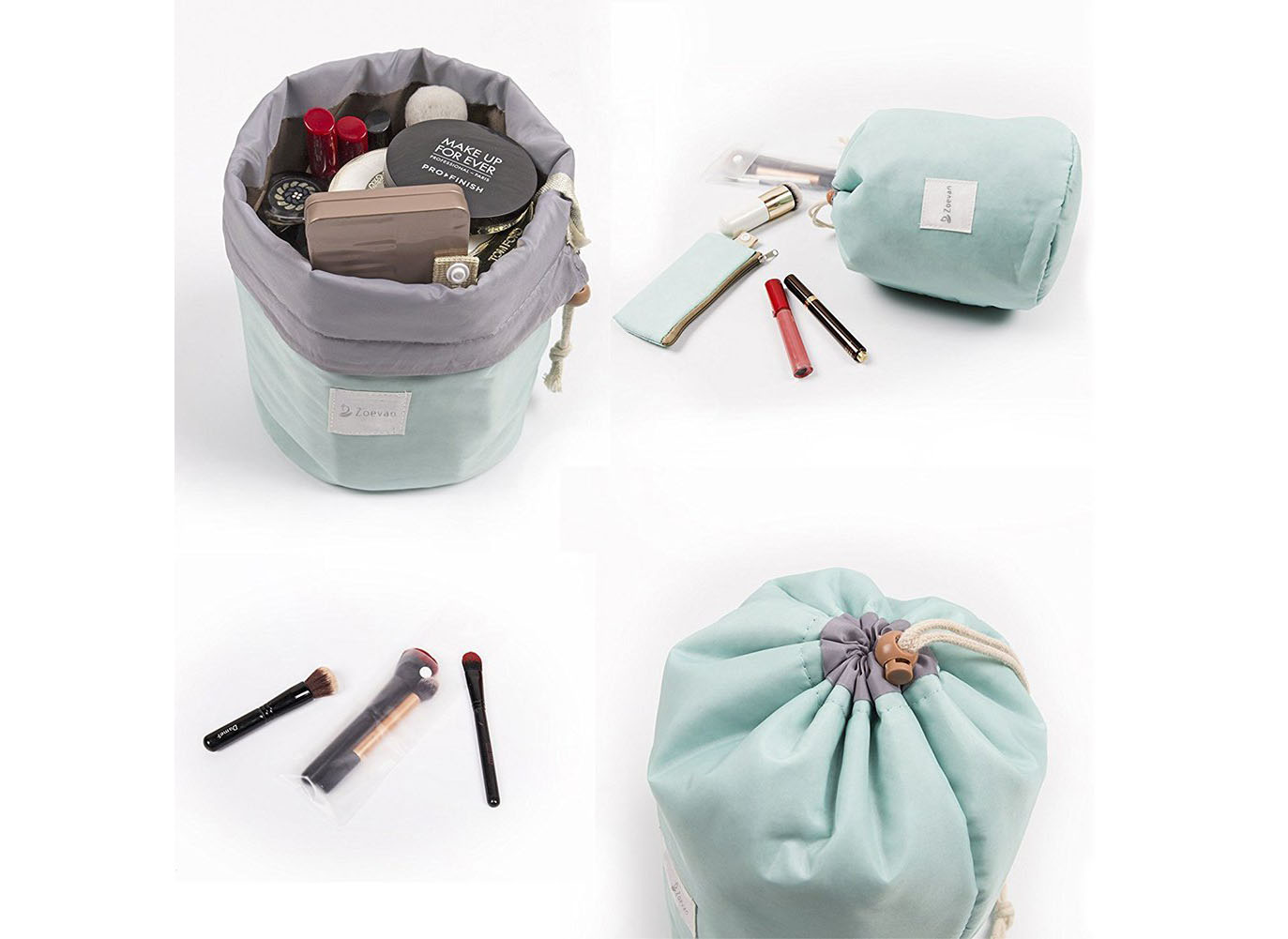 Zoevan Waterproof Cosmetic Bag