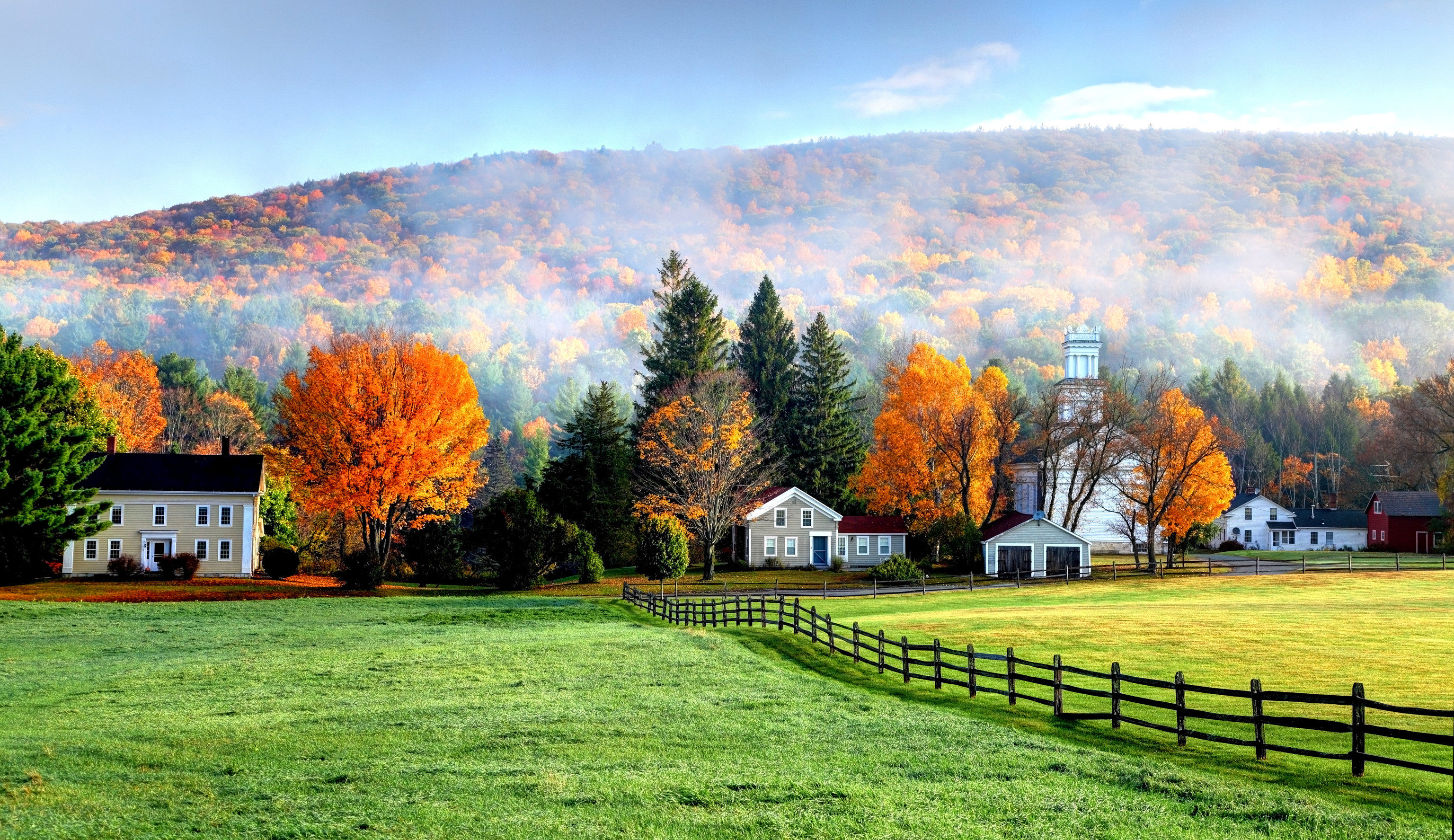 What To Pack For A New England Fall Getaway Jetsetter