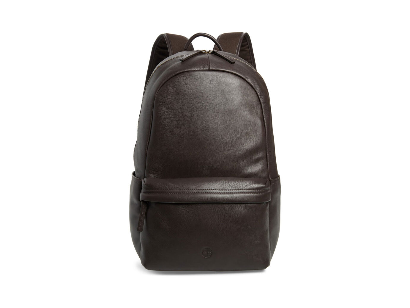 Timberland Tuckerman Leather Laptop Backpack