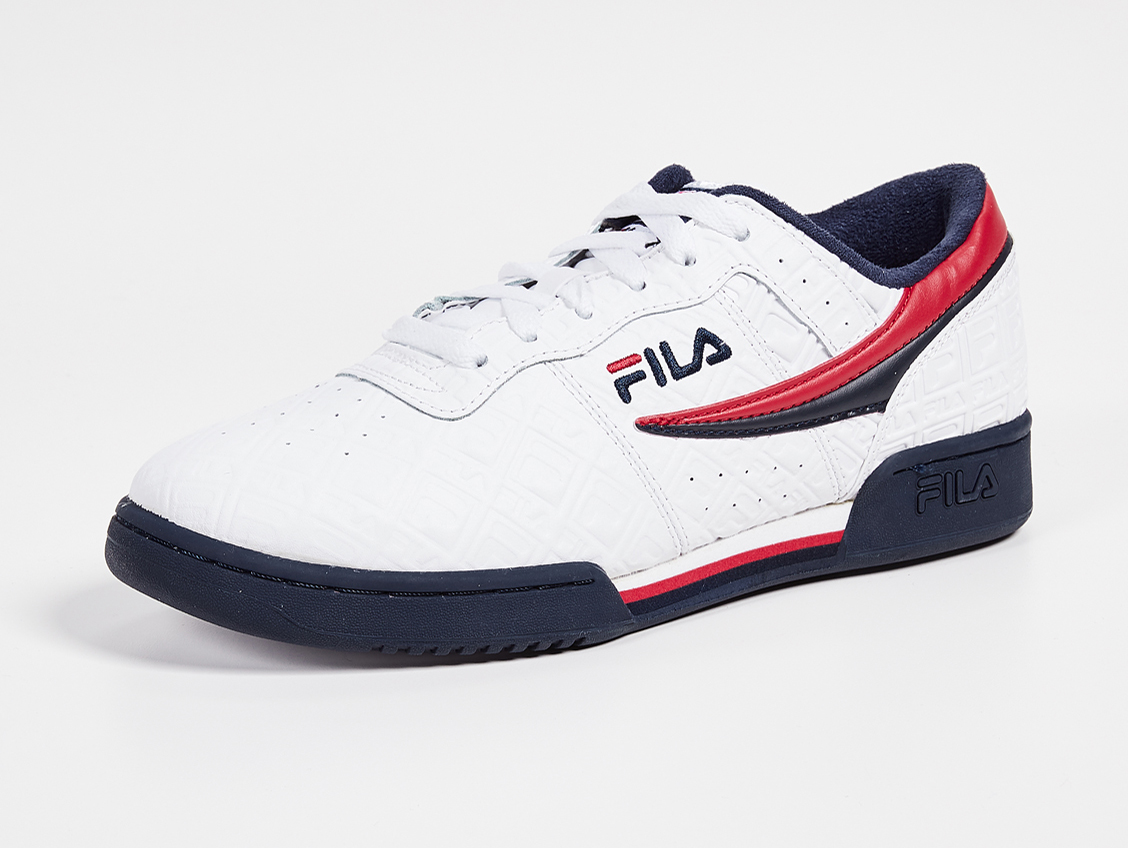 5. Fila Original Fitness Small F Box Sneakers